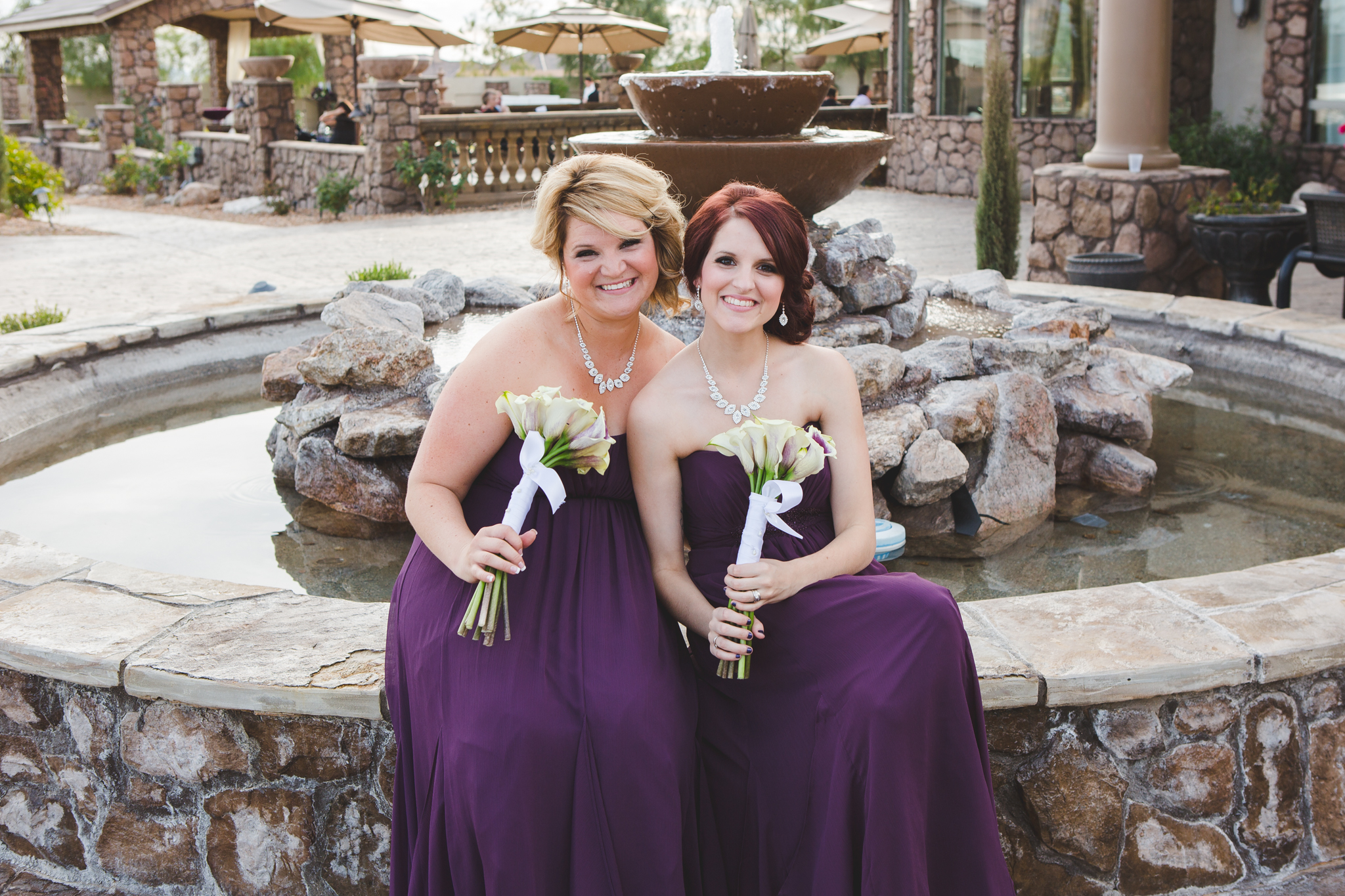 mj bridesmaids