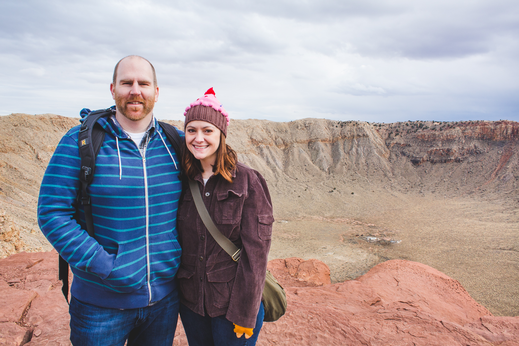 us by meteor crater