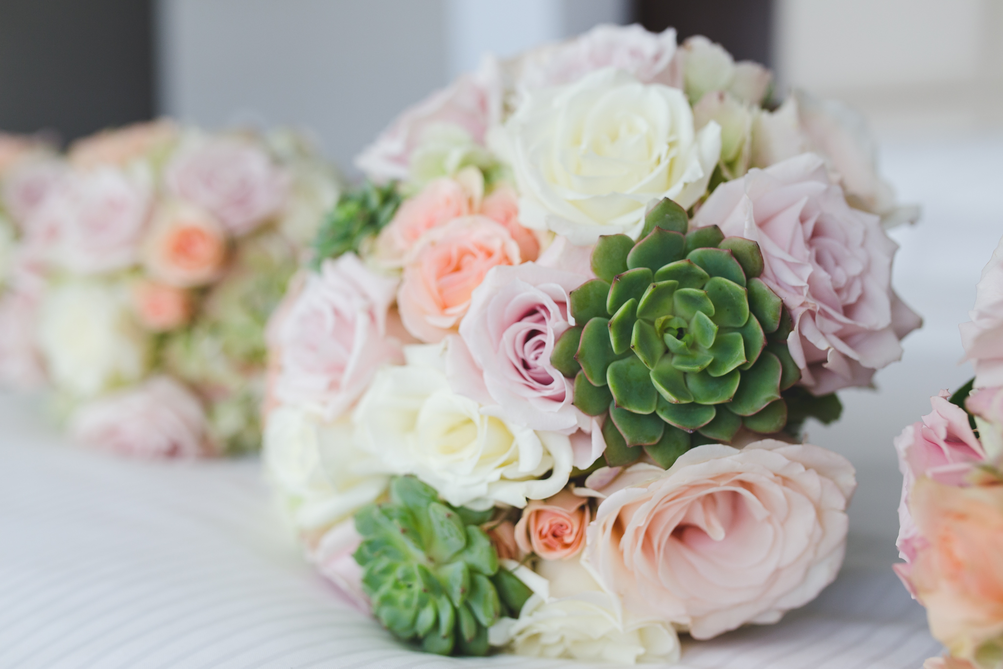 bride bouquet hj