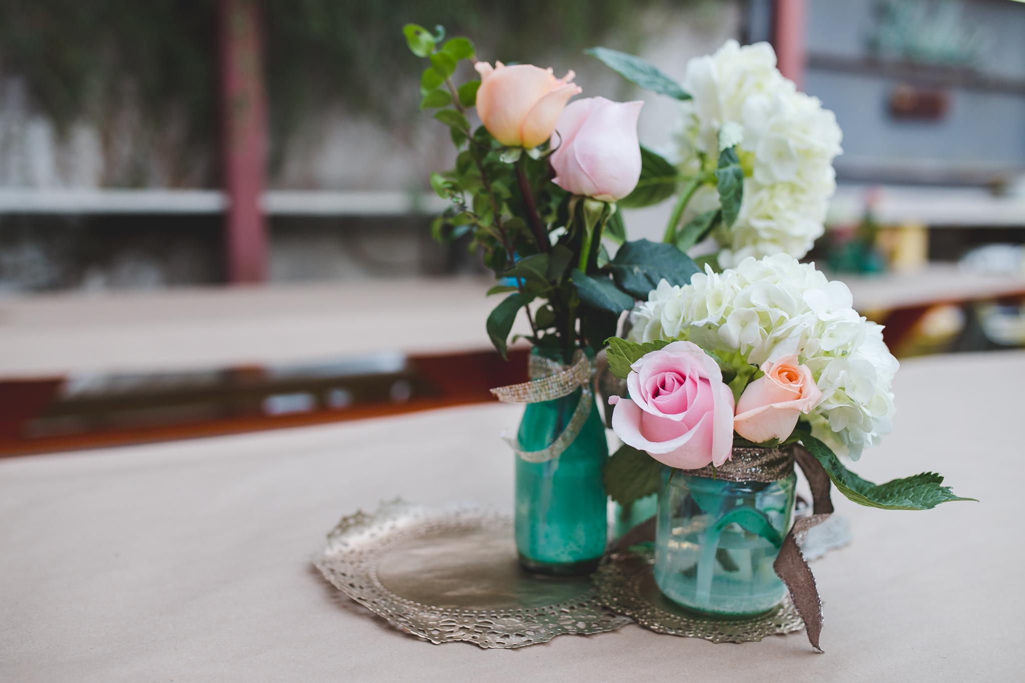 flowers for wedding hj