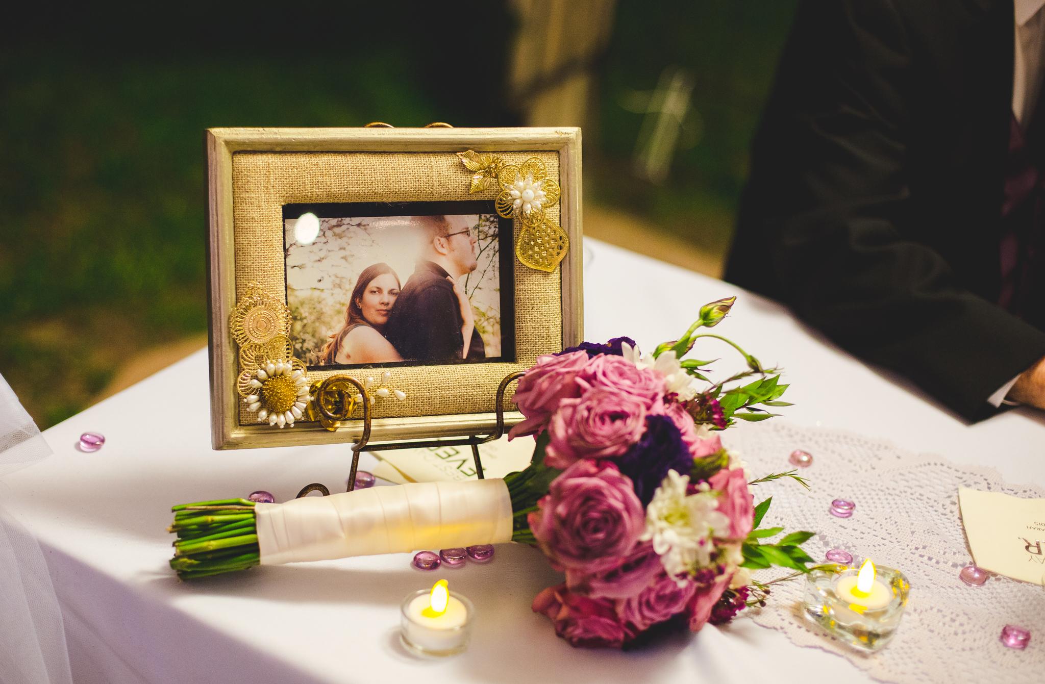 wedding reception decor sd