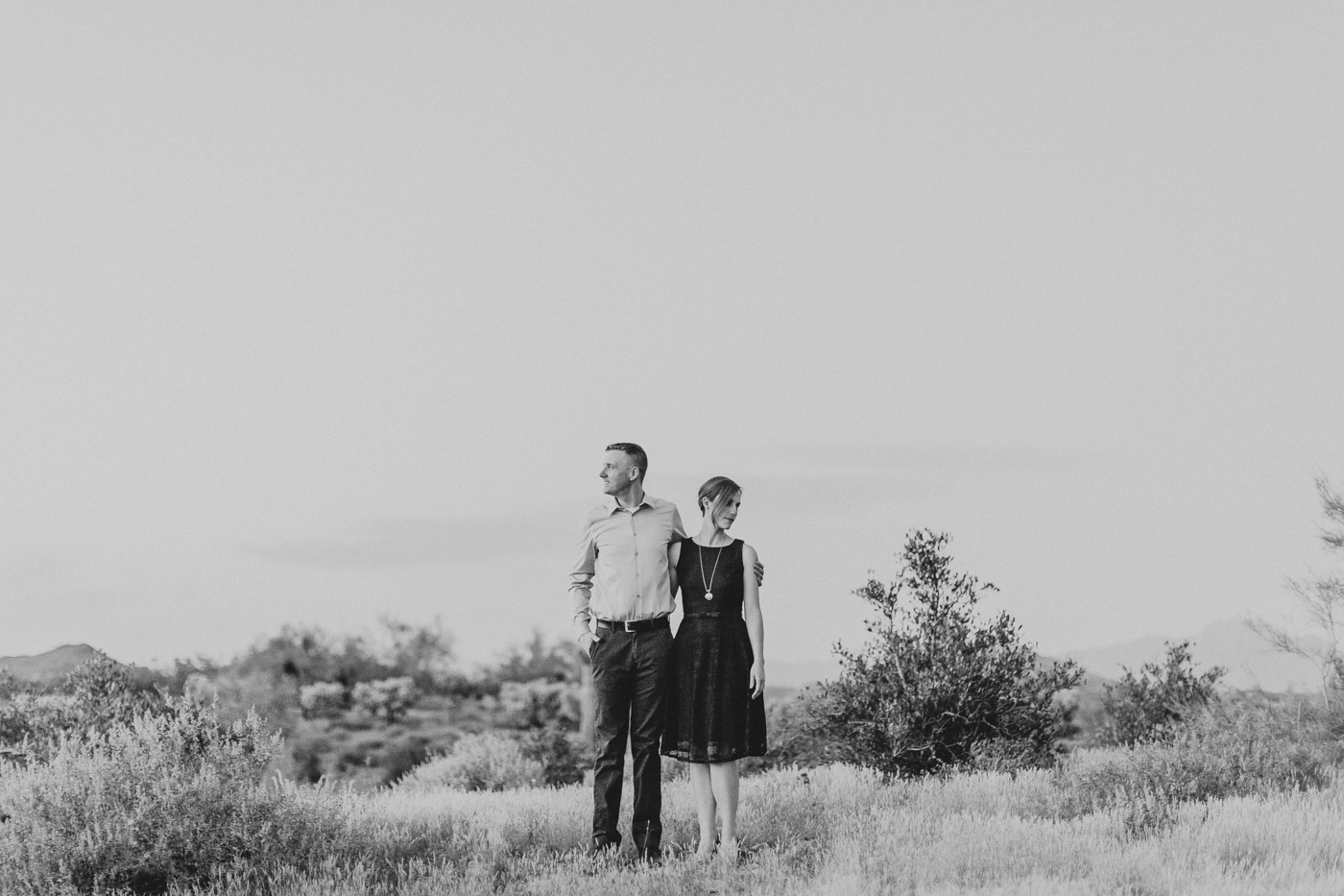 hipster-black-and-white-engagement-pose-fun