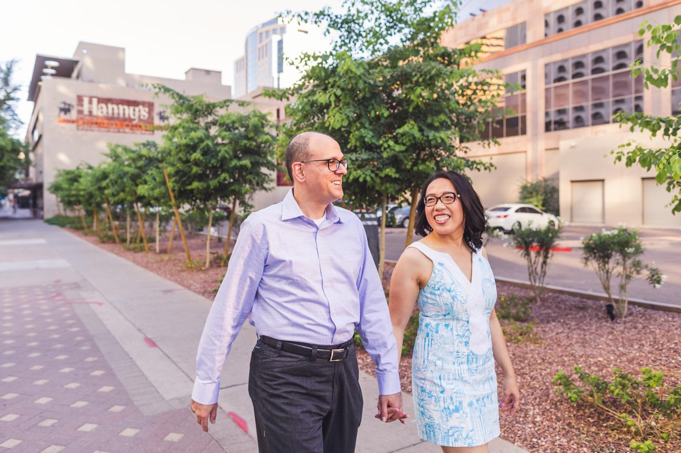 marian-joe-walking-downtown