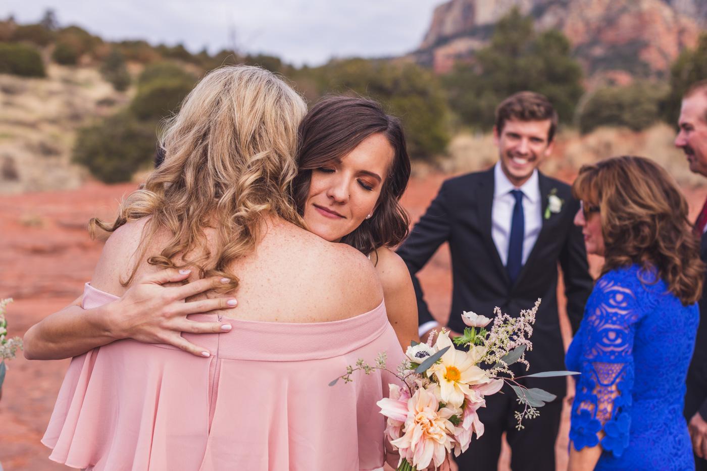 bride-and-mom