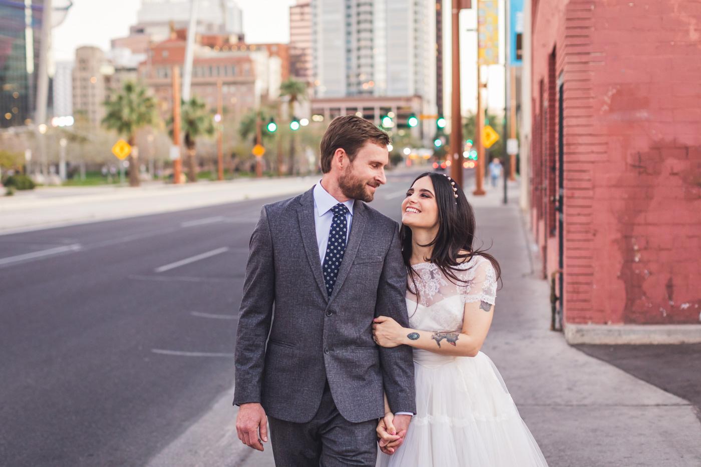 bride-and-groom-downtown-phoenix