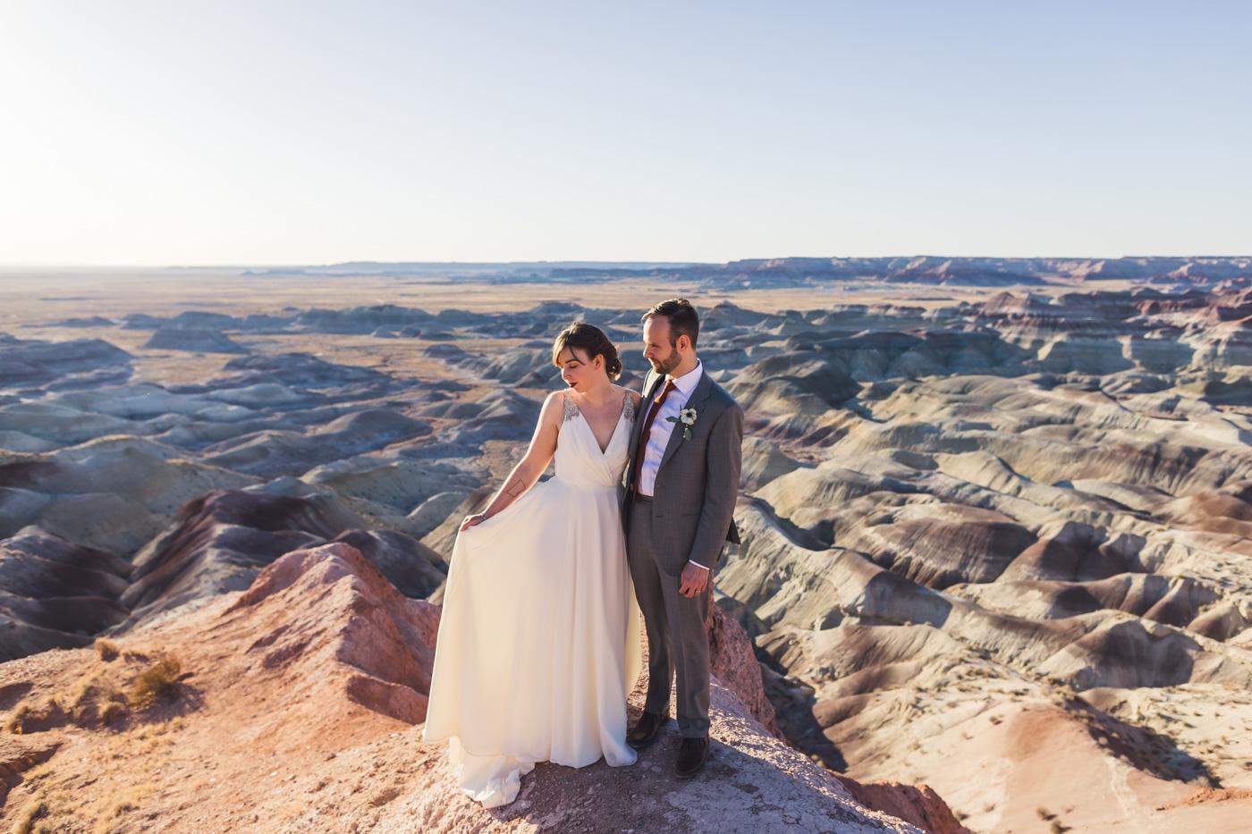 little-painted-desert-elopement