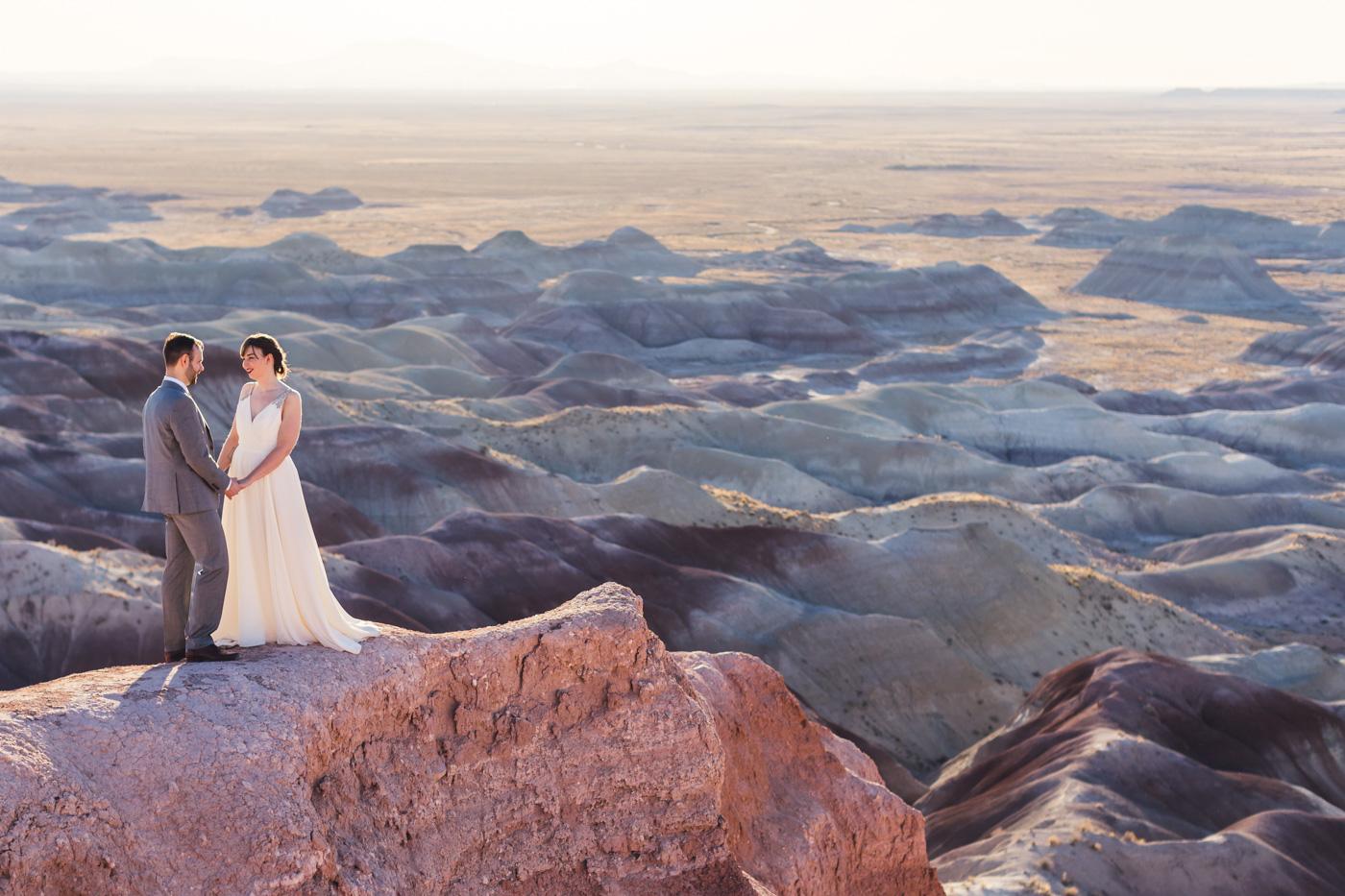 epic-wedding-portrait-little-painted-desert