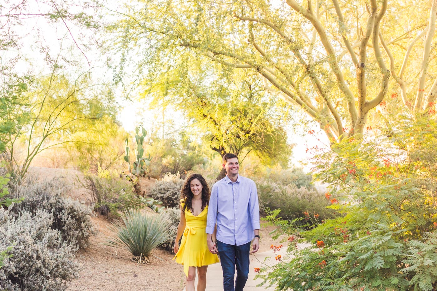 lush-desert-engagement-session