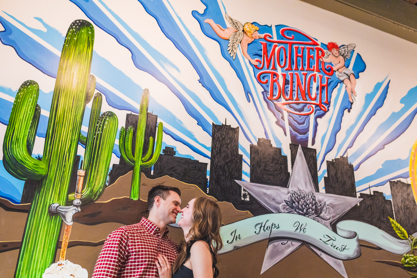 mother-bunch-brewing-engagement-photo-mural