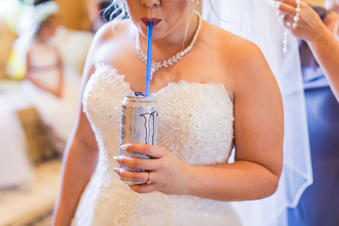 bride-and-her-energy-drink