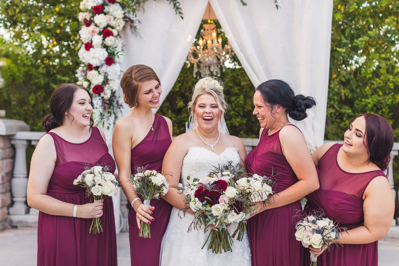 bride-and-bridesmaids-gilbert-arizona