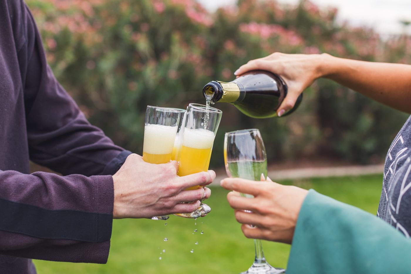 pre-wedding-champagne