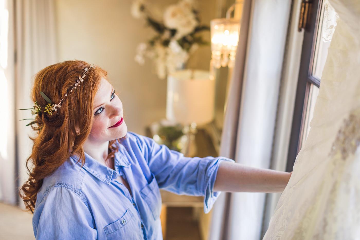bride-getting-ready-secret-garden-event-center-wedding
