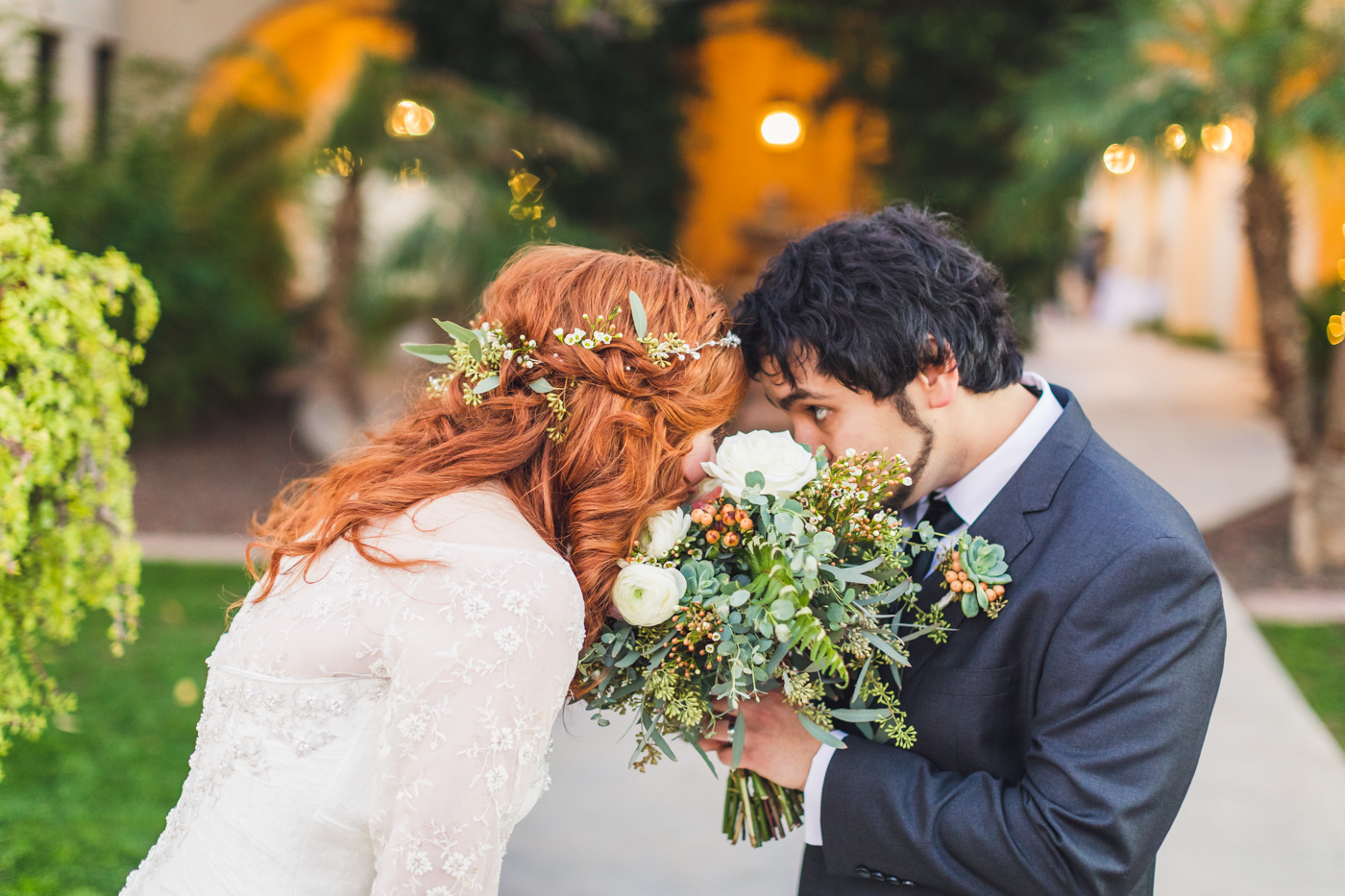 fun-bride-and-groom-portrait