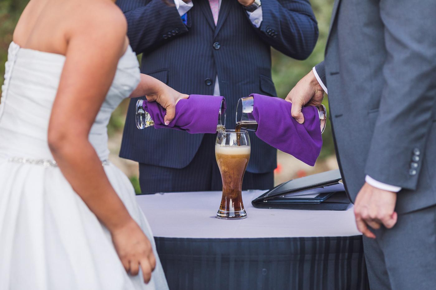 wedding-ceremony-unity-beer