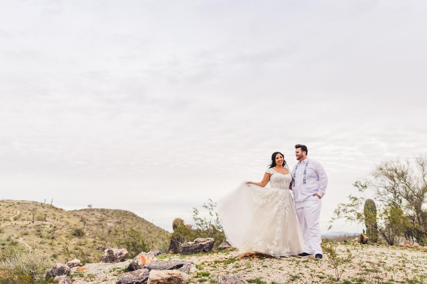 bride-and-groom-desert-wedding-portrait-session