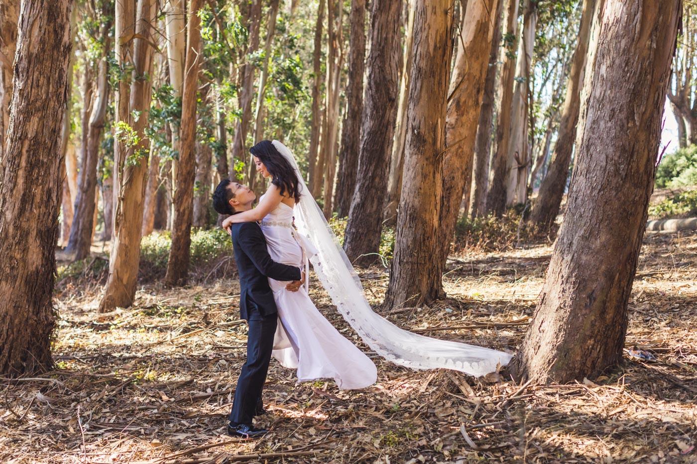 groom-picking-up-bride-lovers-lane-wedding-portrait