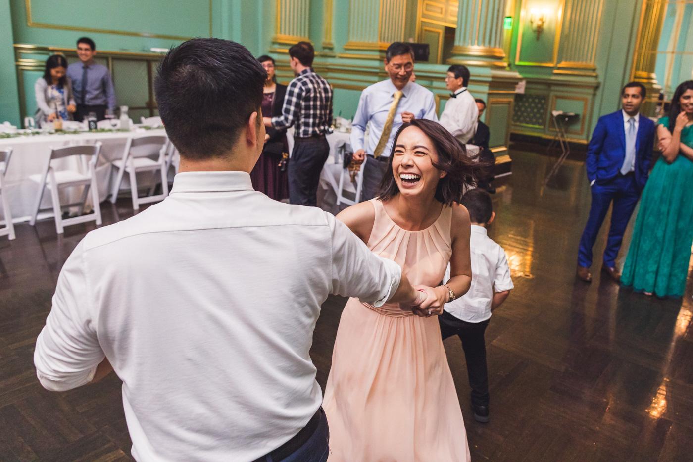 bridesmaid-dancing