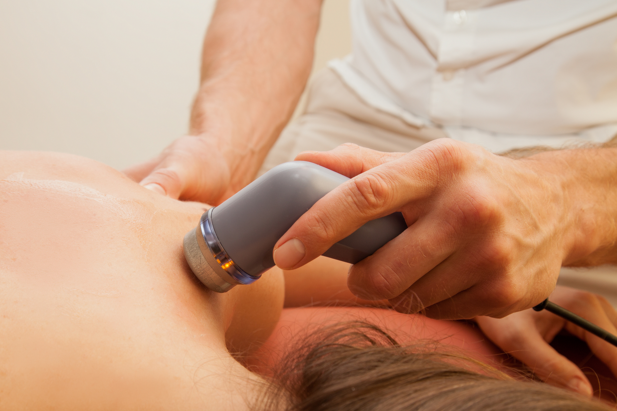 Ultrasound therapy - ithaca, ny - Dr. Jaclyn Borza Maher