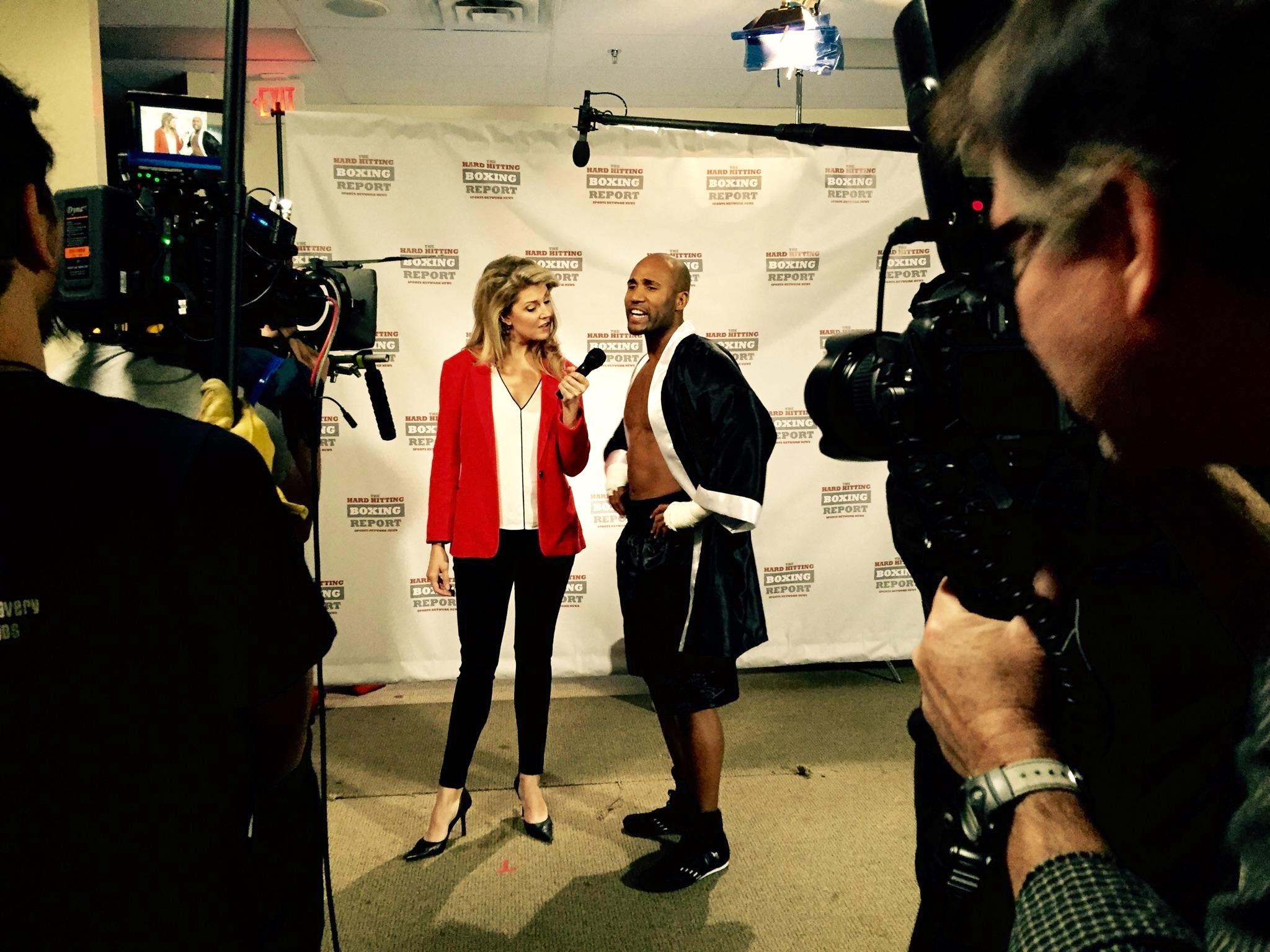 Mediacom: Boxing Commercial