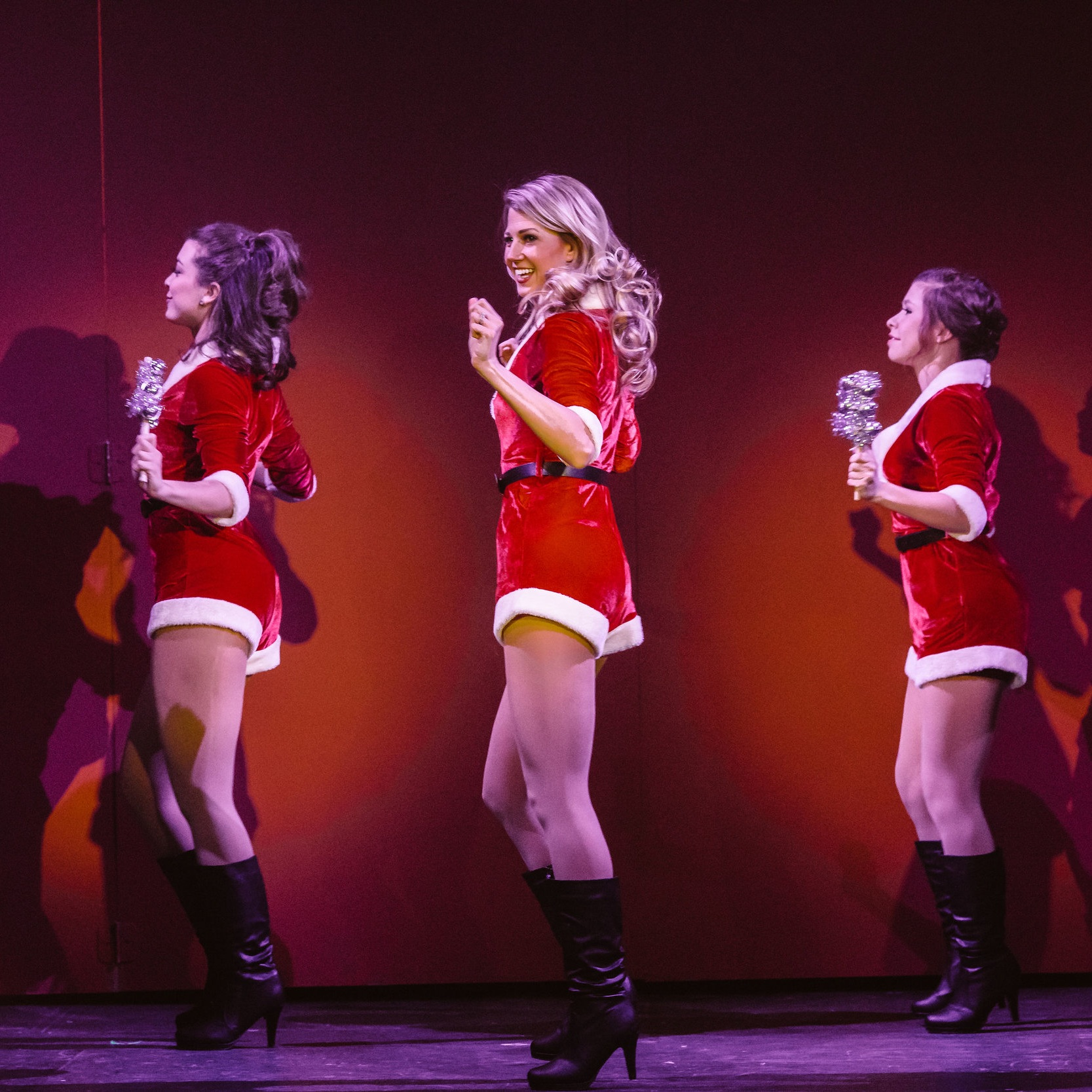 The Boots Were Made For Santa