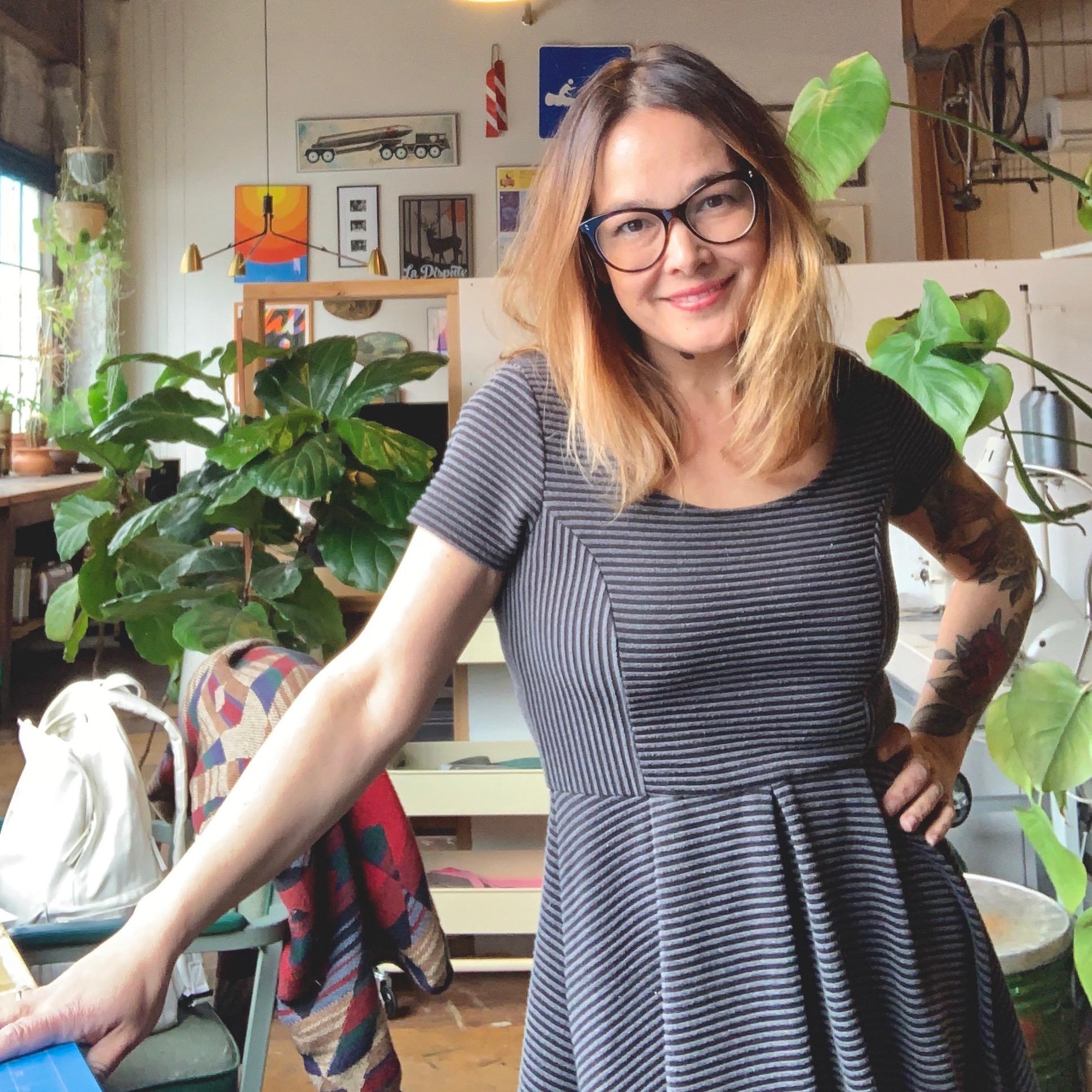 maya mori // f&c owner & designer