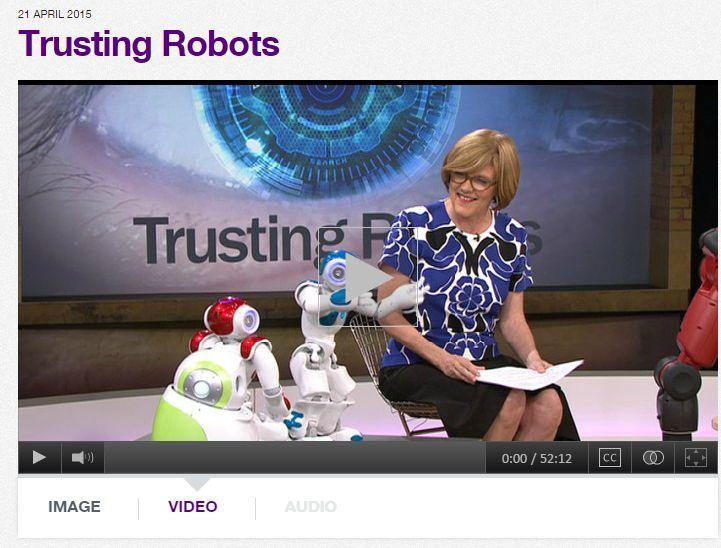 Insight NAO robot