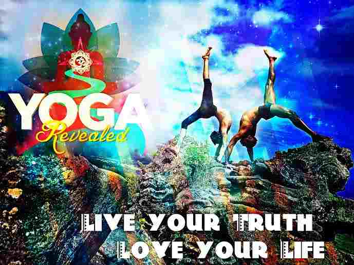 www.yogarevealed.comfor insightful conversations with the most sought out Yoga Teachers