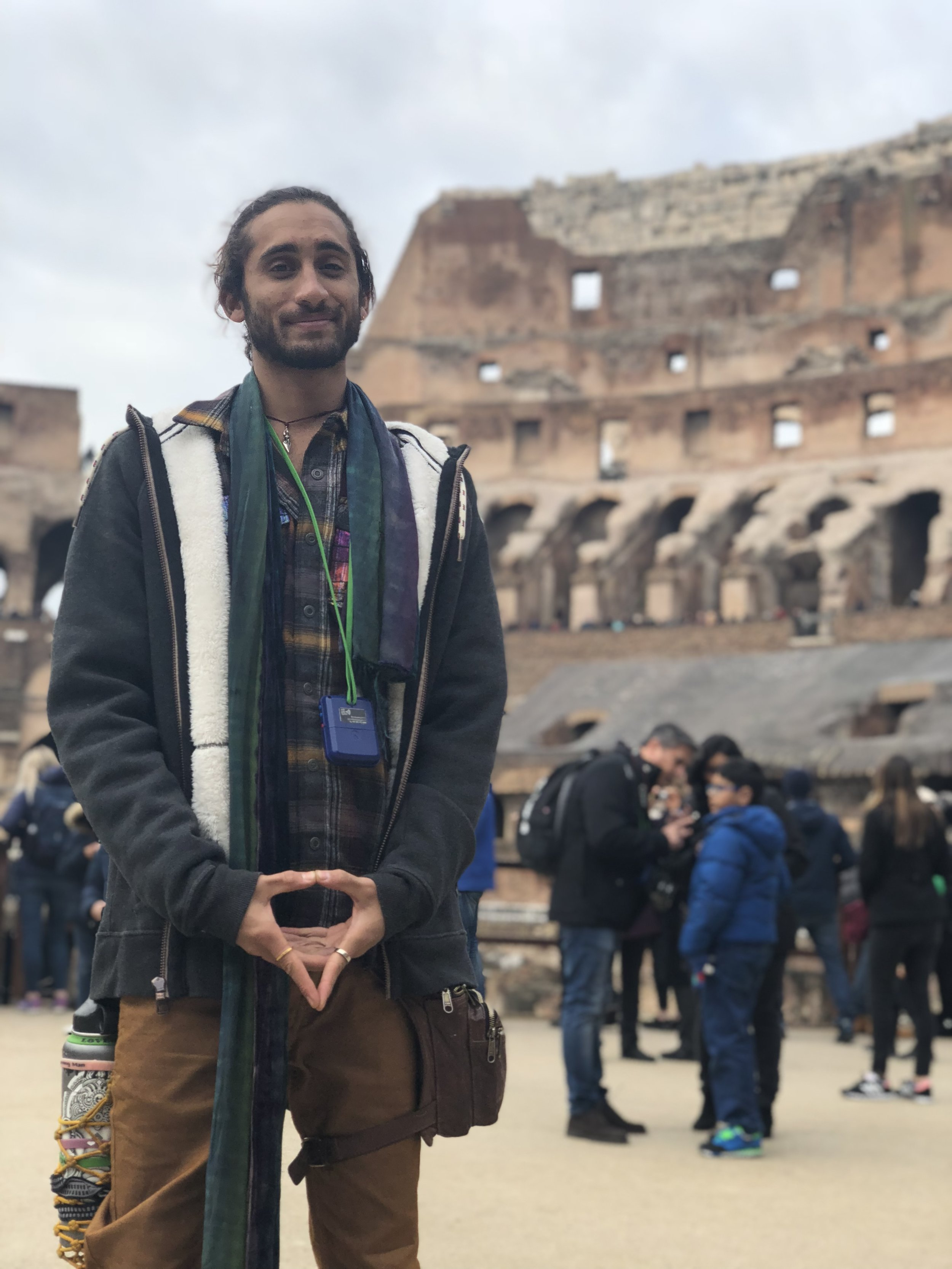 Rome, Italy, Colosseo, 2018.