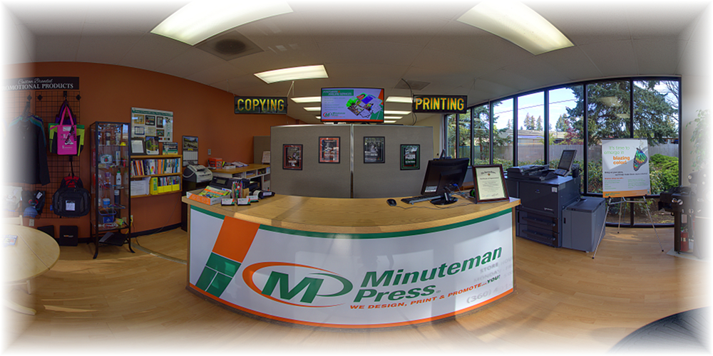 Minuteman Press Lacey