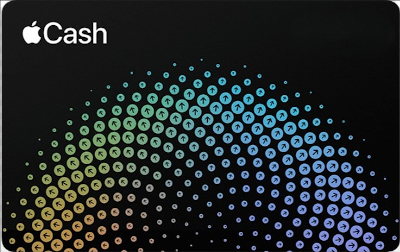 Apple Cash Logo