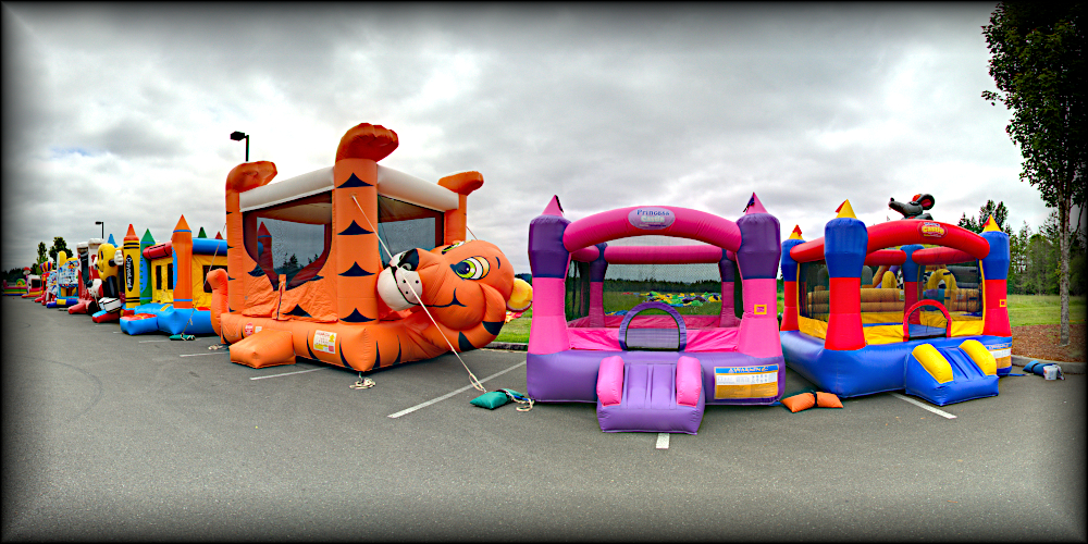 Inflatable Event Professionals Rainier View Christian Church