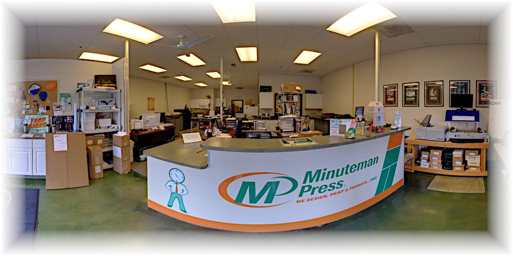 Minuteman Press Puyallup