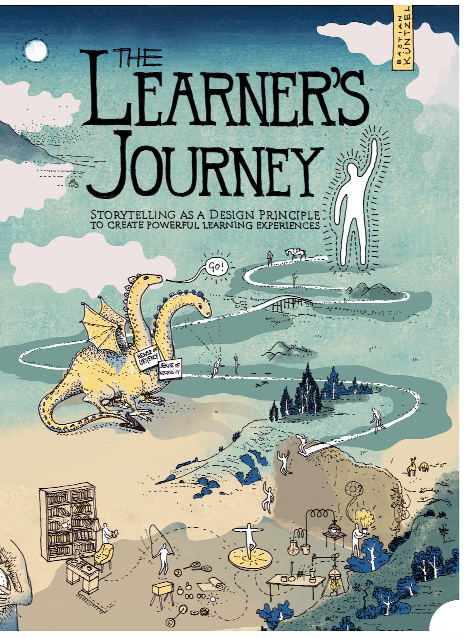 A book about Learning Experience Design - If you help others learn, this might be for you.