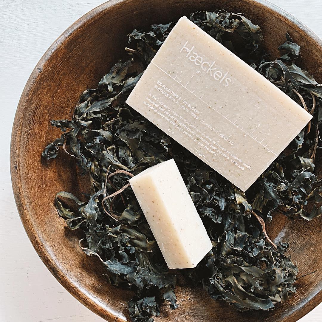 Exfoliating Soap £4.50 & £19