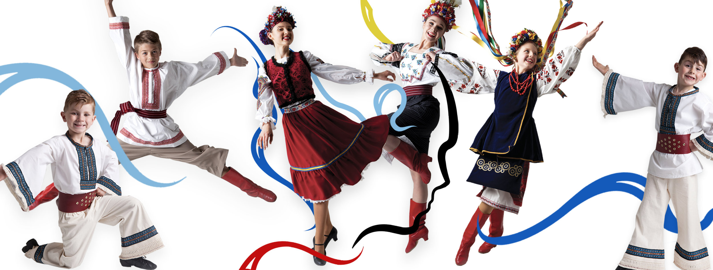 Ukrainian dance - Lehenda Core Program