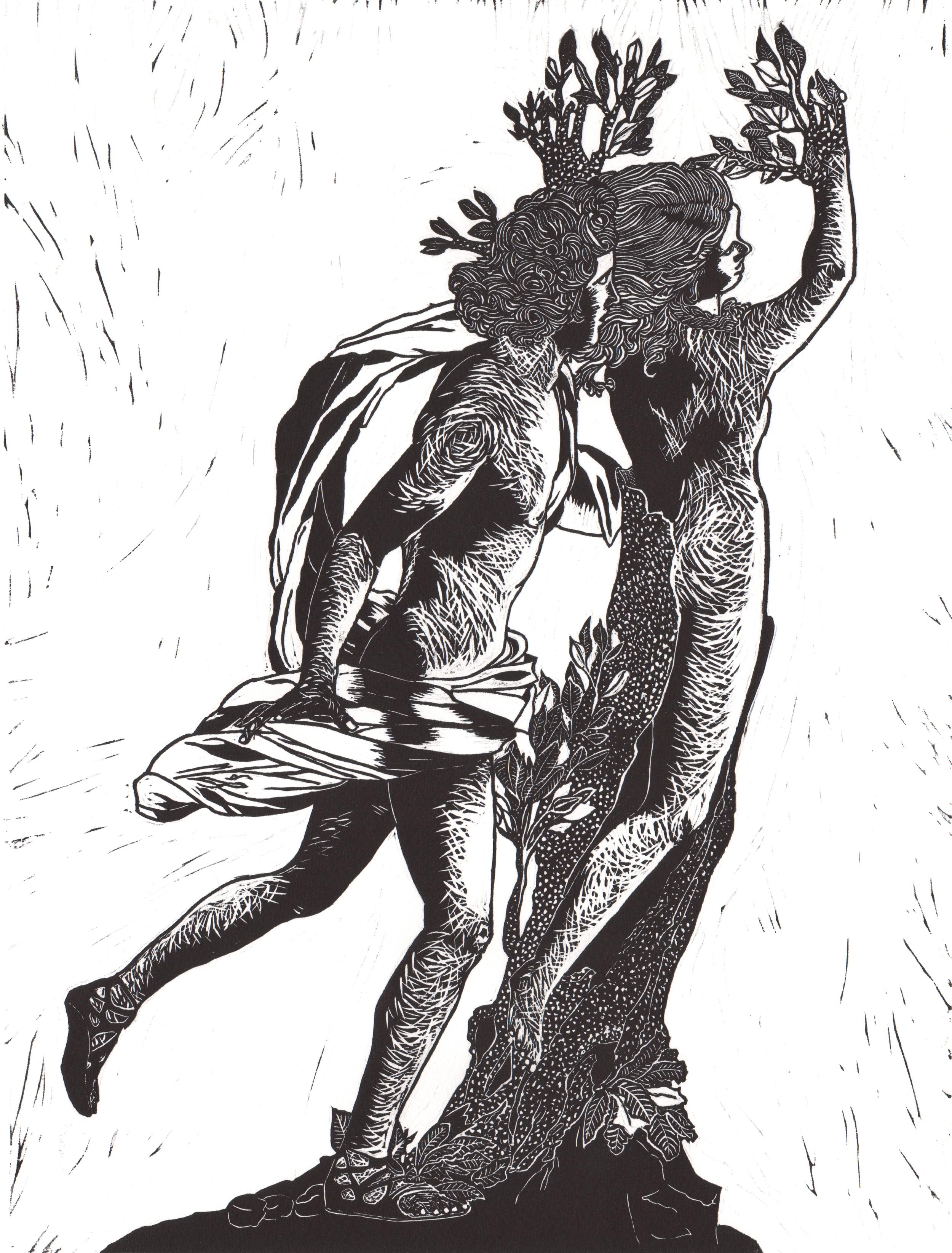 Daphne & Apollo