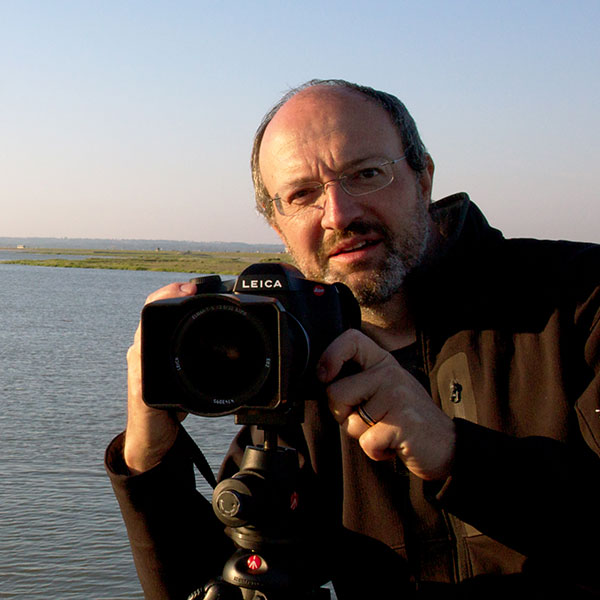 Peter Schäublin, Fotograf, Schaffhausen mit der Leica S