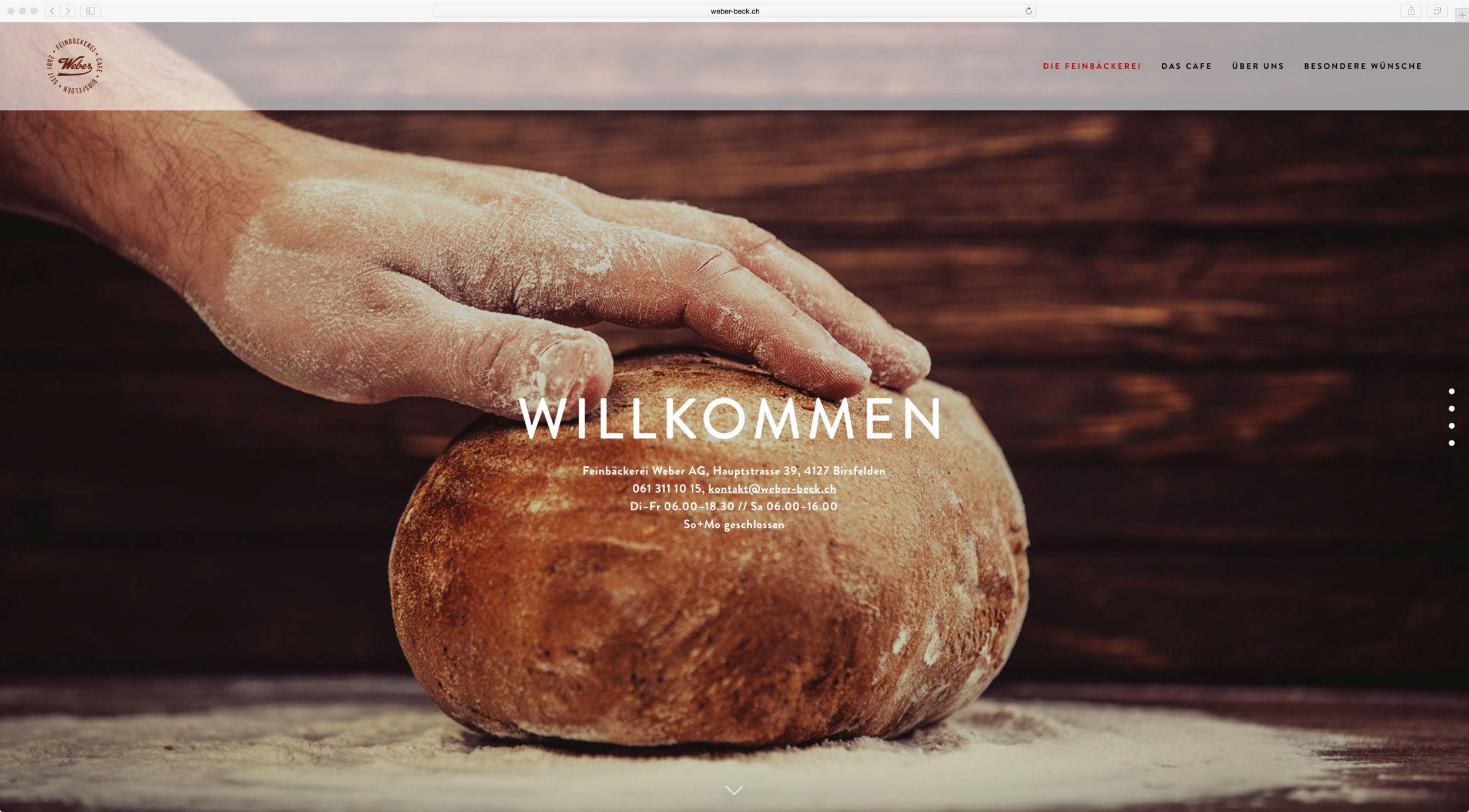 günstiges webdesign by 720 grad schaffhausen