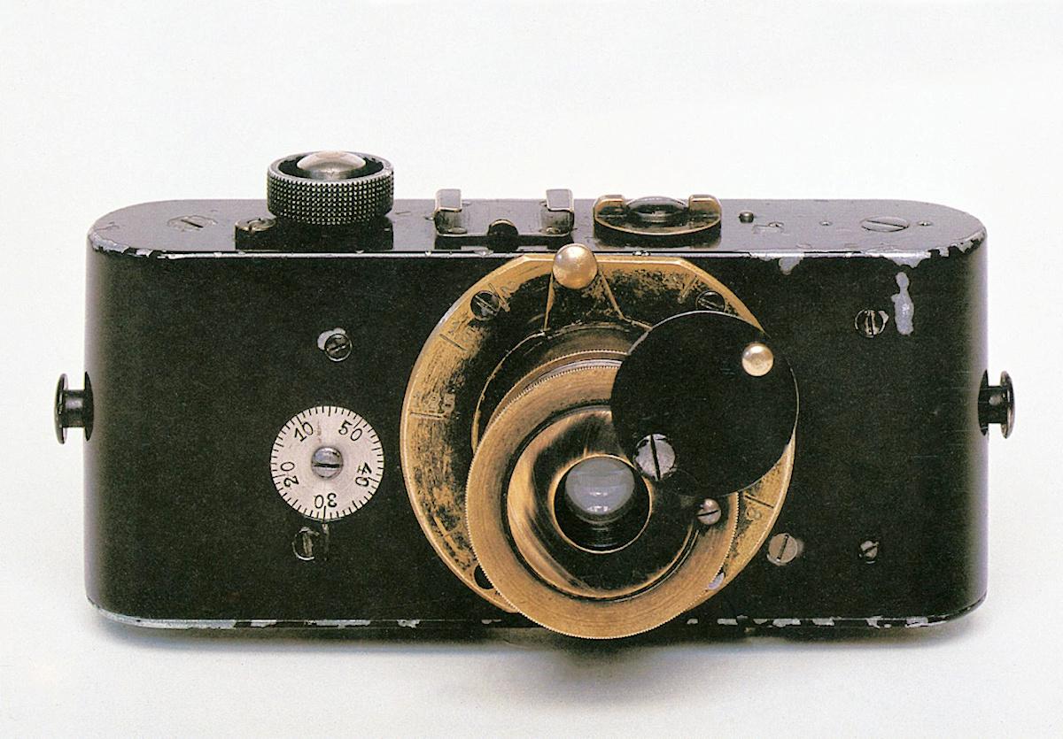 Oskar Barnacks Ur-Leica von 1914