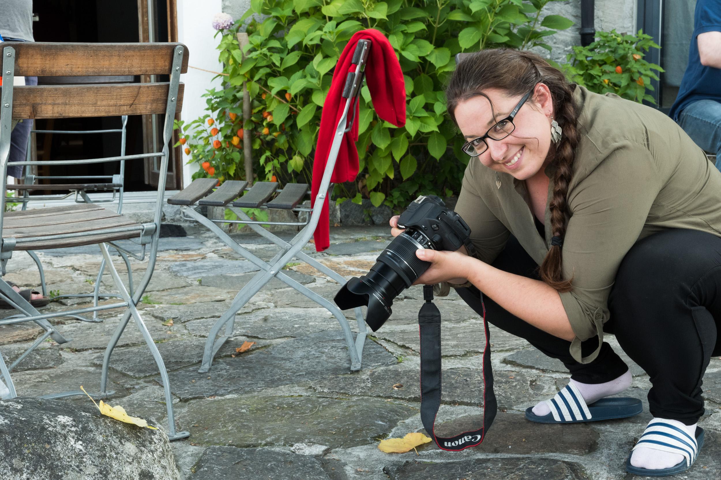 Wenn Du Spass am Fotografieren hast und lernen möchtest, wie Deine Kamera funktioniert, dann ist der Einsteigerkurs «Die Einfachheit des bewussten Fotografierens» das Richtige für Dich.