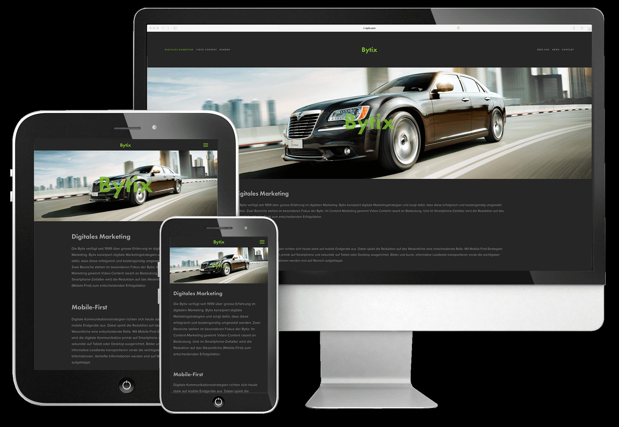 webdesign durch 720 grad schaffhausen