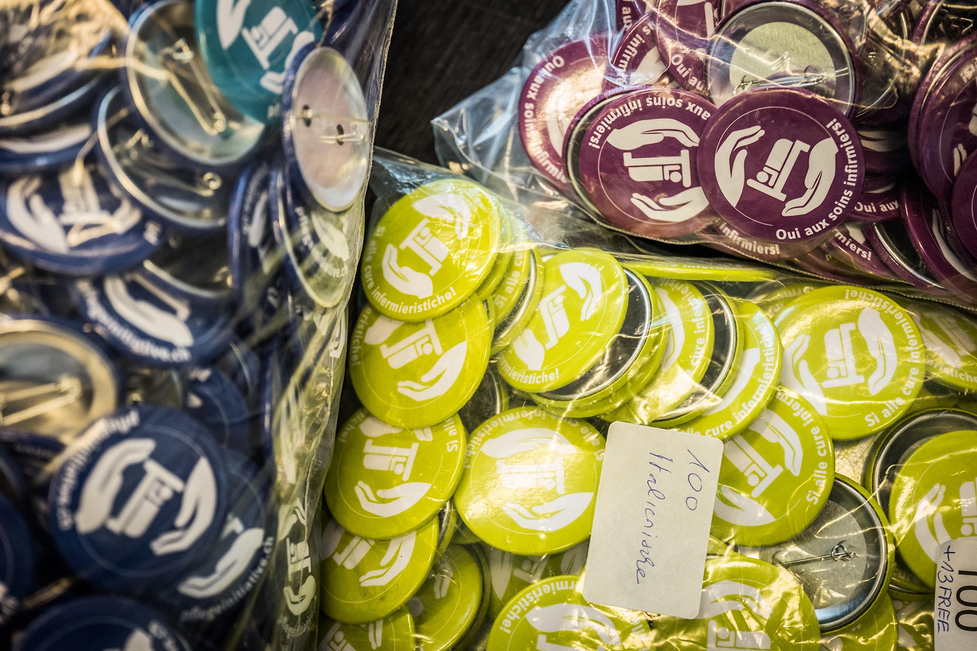 buttons designed by 720 grad werbeagentur schaffhausen bei zürich
