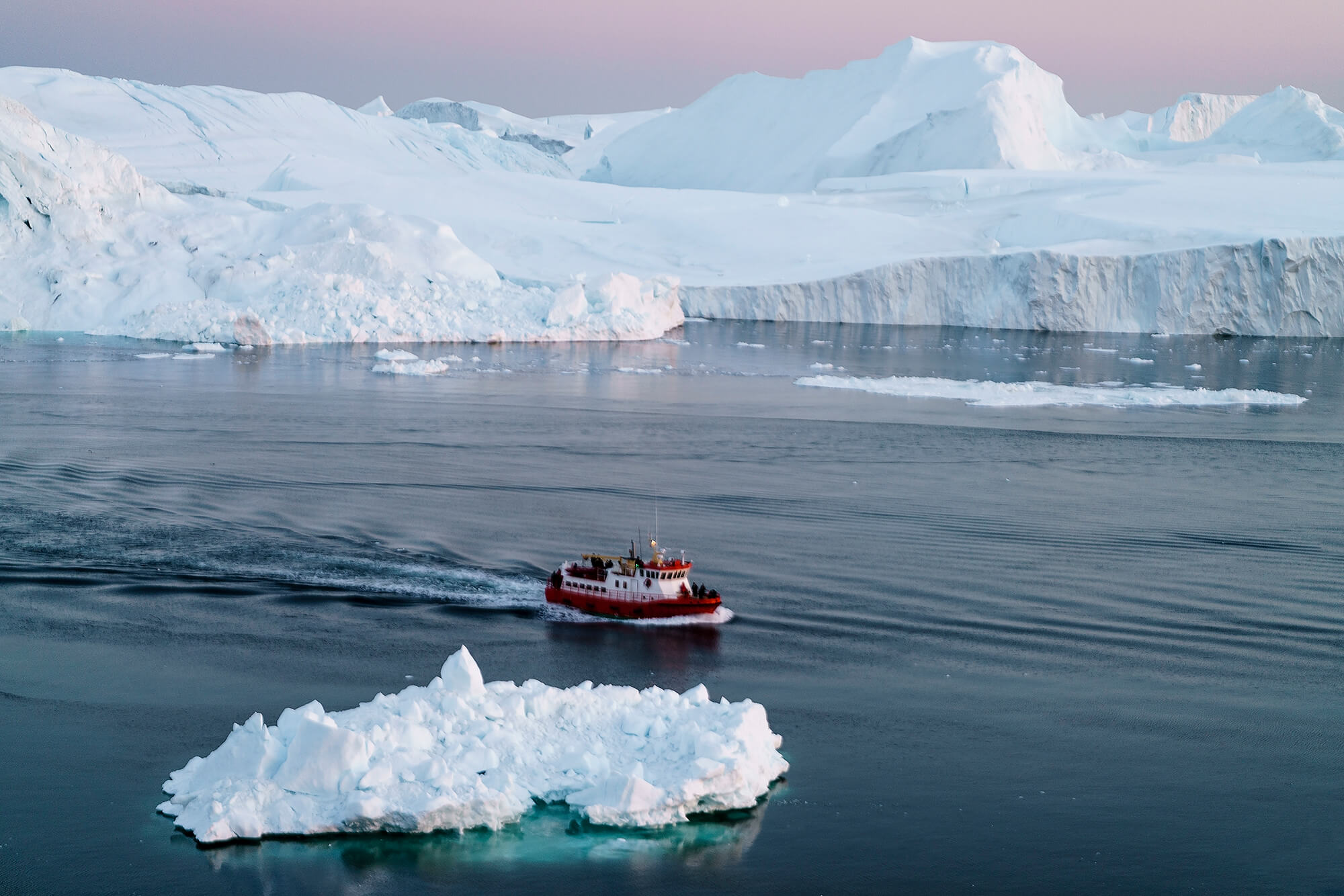 Grönland – die Heimat der 938-Quelle