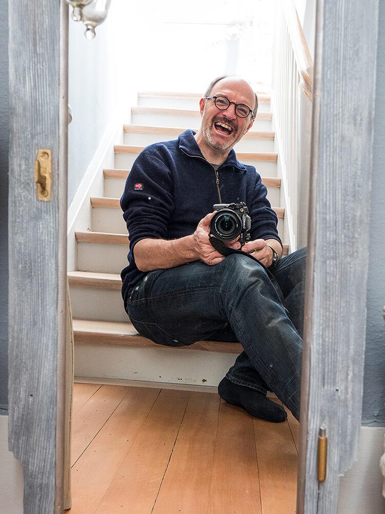 selbstportrait von fotograf peter schäublin schaffhausen