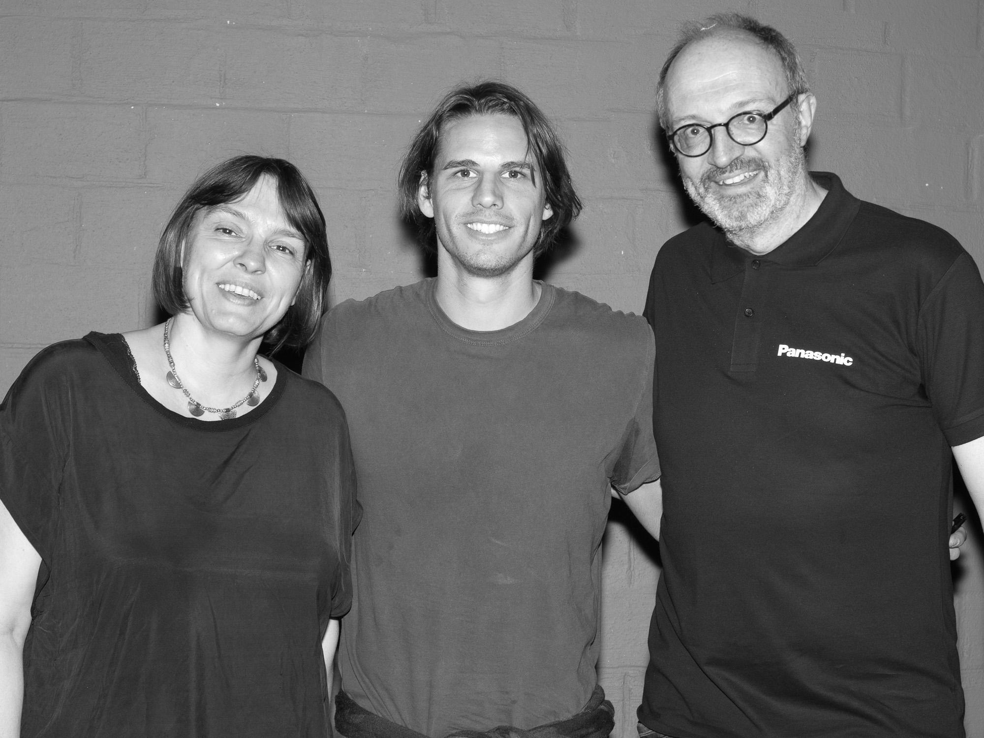 ursula und peter schäublin, fotograf, schaffhausen, mit Yann Sommer