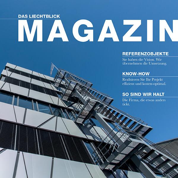 Das Liechtblick Magazin / The Liechtblick Magazine