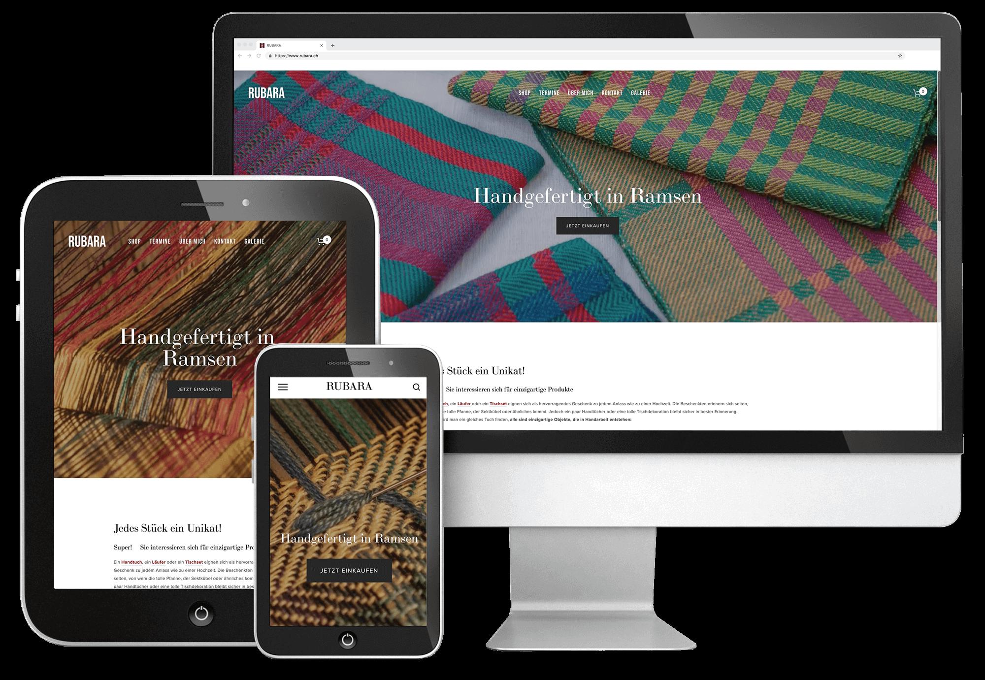Voll responsiver Onlineshop mit deutschen Checkoutmasken zu einem attraktiven Preis – dank unserem MIDI-System absolut möglich