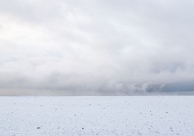 The colors of winter X: #iceland #natureart #snow #winter #winterphotography #winterphotoshoot #naturephotography #leica #leicasl #leicaswitzerland #traveldeeper #artoftheday #landscape #monochrom #monochrome #monochromatic #sky #clouds #empty #emptyness #silence