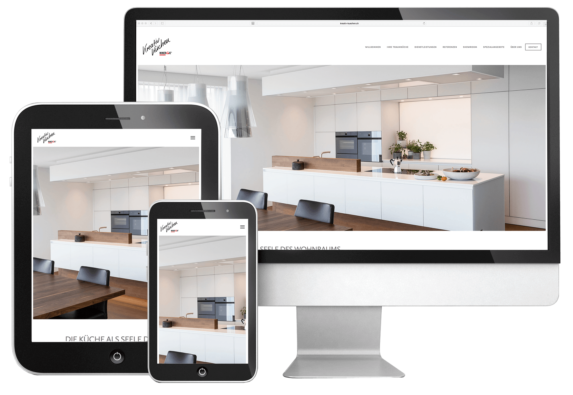 Günstiges Webdesign by 720 Grad GmbH, Agentur in Schaffhausen bei Zürich